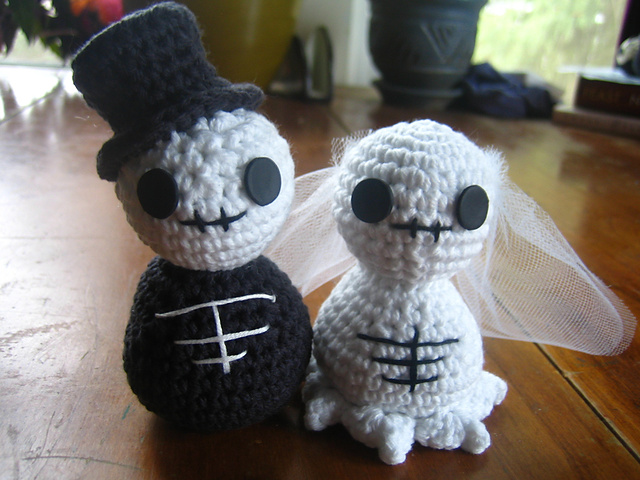 Ravelry: Creepy Cute Crochet - patterns