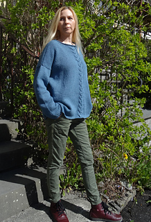 f972c903c71 Ravelry  Summer Night Sweater pattern by Katrine