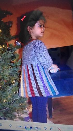 Ravelry Eloise Girls Sweater Pattern By Tamara Kelly
