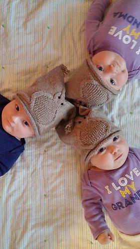 ravelry owl baby hat pattern by tatsiana matsiuk