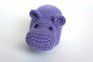 Free Amigurumi Hippo Pattern : Ravelry amigurumi hippo pattern by emily premise conclusion