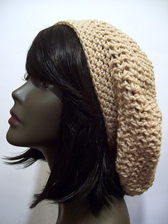 Ravelry  Easy Slouchy Beret pattern by Donna M. Rutledge 0ad43caad61