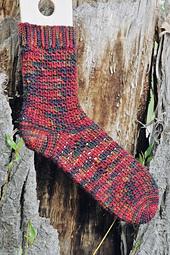 Easy Crocheted Socks PDF