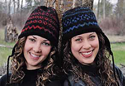Mountain Fairisle Hat PDF