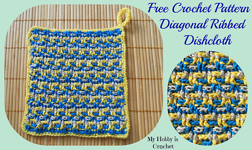 Crochet_dishcloth_diagonal_ribbed_by_myhobbyiscrochet_medium