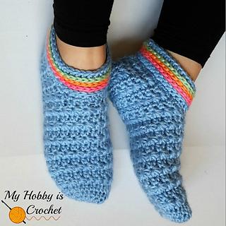 Ravelry starlight women slippers pattern by kinga erdem dt1010fo