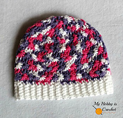 Newborn_crochet_hat_star_stitch_small_best_fit