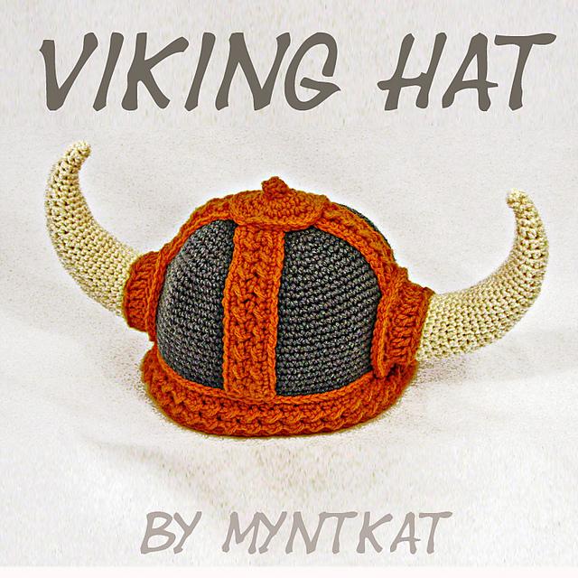 Ravelry Viking Hat Pattern By Myntkat