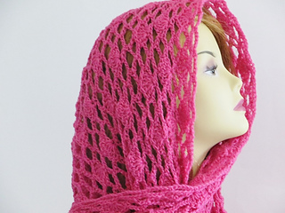 Crochet Pattern For Small Shawl : Ravelry: Tyra Triangle Shawl pattern by CrochetDreamz