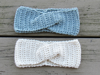Ravelry Twist Ear Warmer Pattern By Crochetdreamz