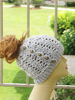0d192373934 Ravelry  Messy Bun Or Slouchy Beanie pattern by CrochetDreamz