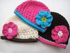 Crochet_pattern_baby_and_women_beanie__oe_hat1_small