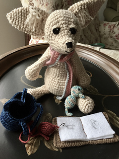 Ravelry: Toft Alpaca Shop Ed's Animals Subscription - patterns
