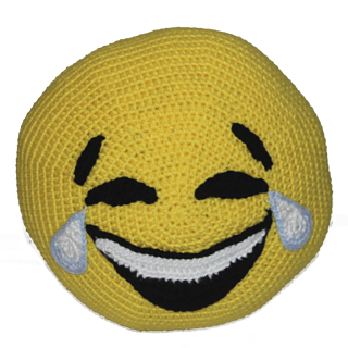 Ravelry Laugh Cry Emoji Pillow Pattern By Hannah Hicks