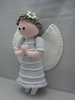 Ravelry: Guardian Angel pattern by Janet Rozenberg ...