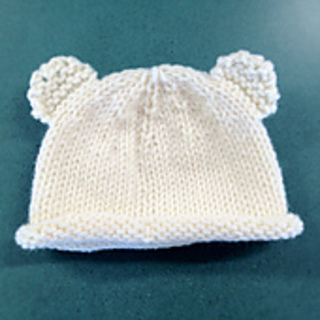 Ravelry: Baby bear hat pattern by Gilda Knits