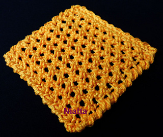 Ravelry Honeycomb Crochet Stitch Pattern By Niatta E Crochet