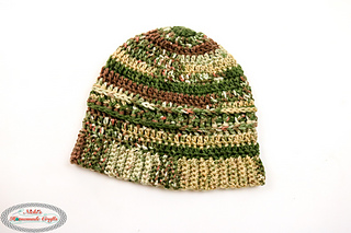 Ravelry  Military Beanie pattern by Nicole Riley 24e83acc8440