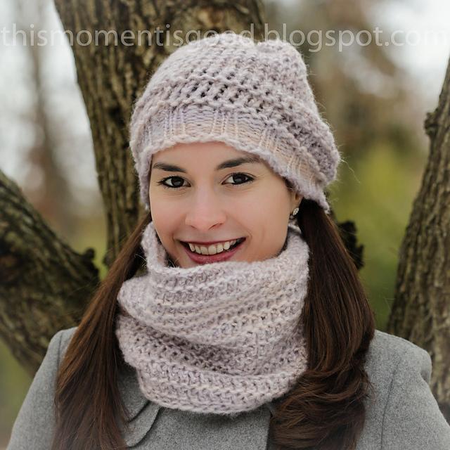 Ravelry Misty Hat Cowl Set Pattern By Nicole F Cox