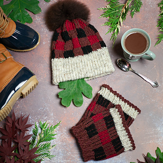 Ravelry  Northern Lumberjack Set pattern by Nicole F. Cox c00090da5b90