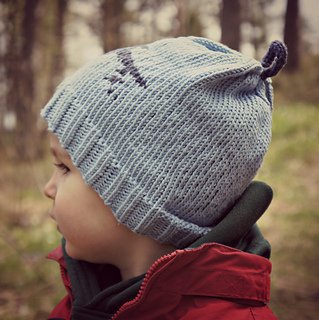 Ravelry: The Airplane Beanie pattern by North Star Knits