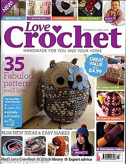 Ravelry Love Crochet Issue 5 Autumn 2013 Patterns