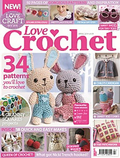 Ravelry Love Crochet Issue 7 Spring 2014 Patterns