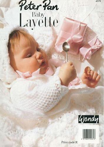Ravelry Peter Pan 201 Baby Layette Patterns