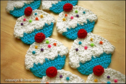 Ravelry Twinkie Chans Crochet Goodies For Fashion Foodies Patterns