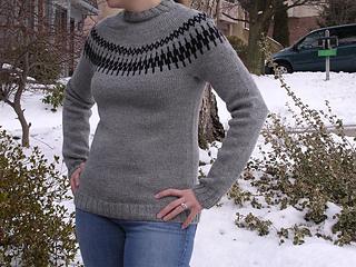 eda04b20679651 Ravelry  Seamless Yoke Sweater pattern by Elizabeth Zimmermann