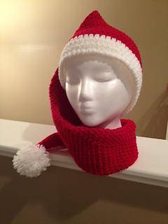 Ravelry Extra Long Santa Hat Pattern By Pamela Bastian