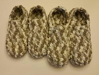 Ravelry Boots Amp Slippers Pattern By Pamela Bastian