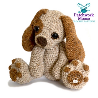 Ravelry Amigurumi Puppy Dog Moss Pattern By Kate E Hancock