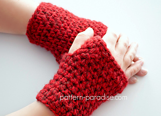 Free_crochet_pattern_simple_gloves_by_pattern-paradise