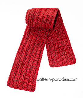 Free_crochet_pattern_simple_scarf_by_pattern-paradise