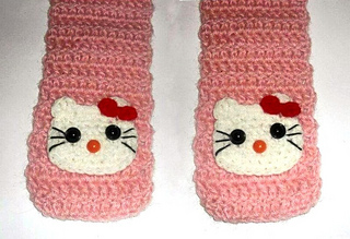 Ravelry: hello kitty applique pattern by pattern studio