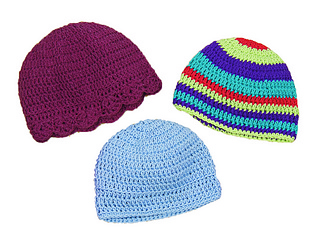 Ravelry  Chemo Caps (Crochet) pattern by Plymouth Yarn Design Studio fc4b5bbdbe8