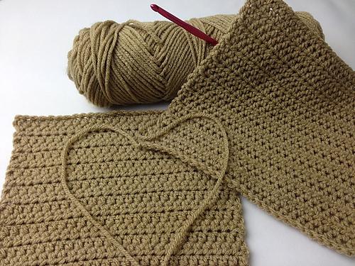 Ravelry Crochet Charity Blanket Square Pattern By Paula Daniele