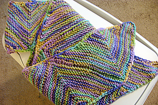 Ravelry Mitered Scarf Lw2219 Pattern By Red Heart Design