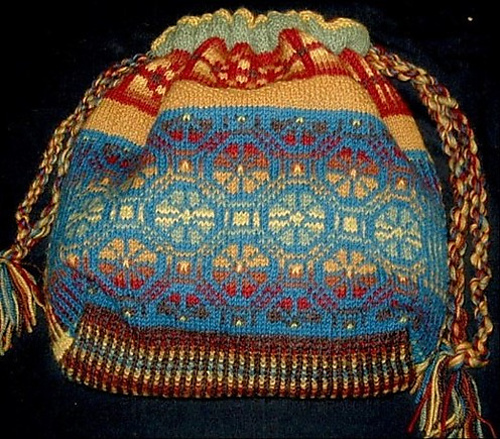 Ravelry: Fair Isle Bag pattern by Beth Brown-Reinsel