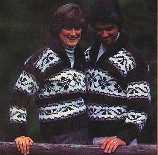 Ravelry Cowichan Sweater Pattern By Marjorie Peter