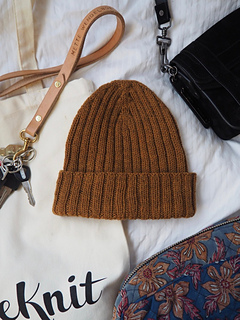 Ravelry: The Hipster Hat pattern by PetiteKnit