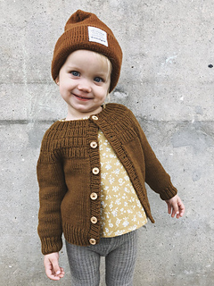 fb2c6c1a Ravelry: Anker's Jacket pattern by PetiteKnit