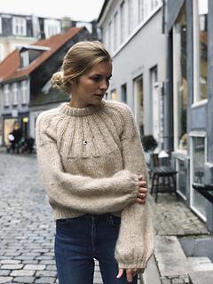 Ravelry Sunday Sweater Pattern By Petiteknit