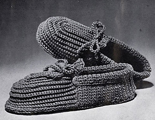Mens Knitted Slipper Pattern : Ravelry: Mens Crocheted Slippers pattern by Coats Design Team
