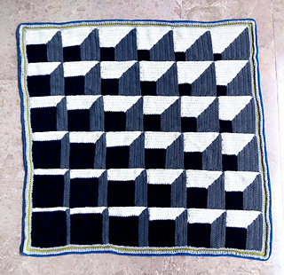 Ravelry Cubine Blanket Pattern By Magdalene Lee