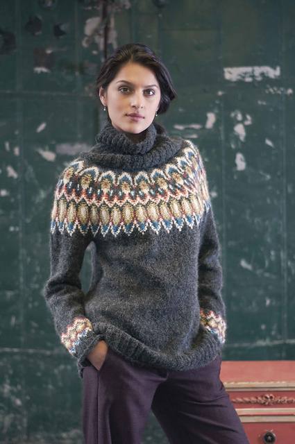 Ravelry: Vogue Knitting, Winter 2015/16 - patterns