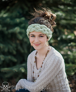 Ravelry  Outfitters Braided Headband pattern by Liz McQueen a7174d0640d