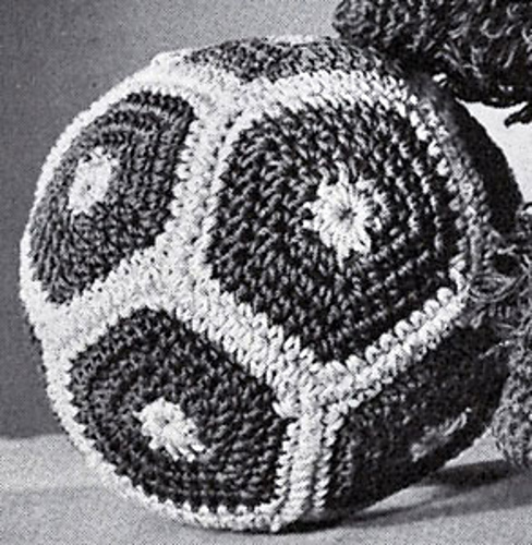 Ravelry Motif Ball Pattern By Coats Clark