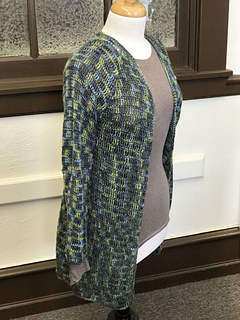 3204 Duster Pattern By Plymouth Yarn Design Studio Ravelry